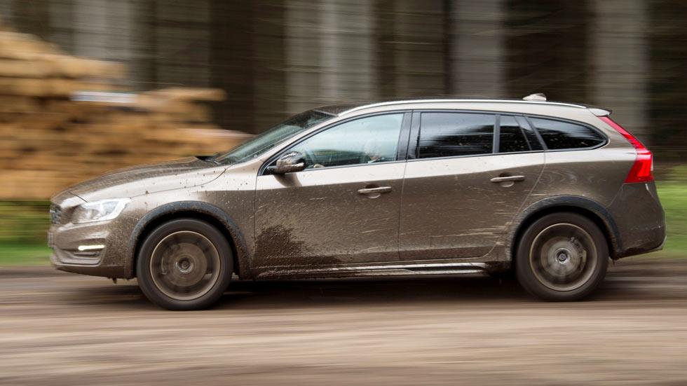 Volvo V60 Cross Country (primera prueba): atractivo campero