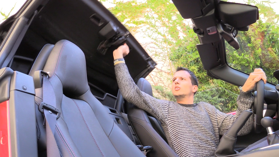 Vídeo: así funciona la capota del nuevo Mazda MX-5