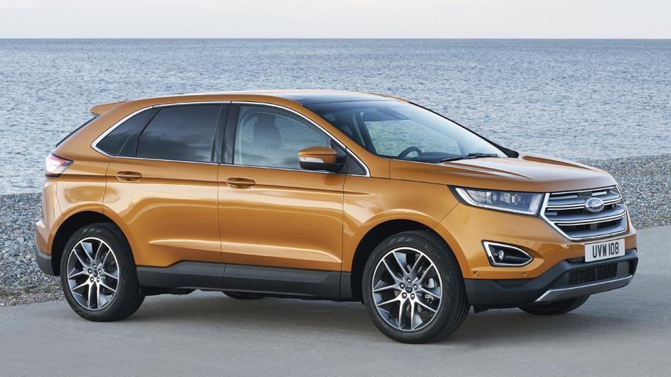 Ford 2016: los coches que llegarán