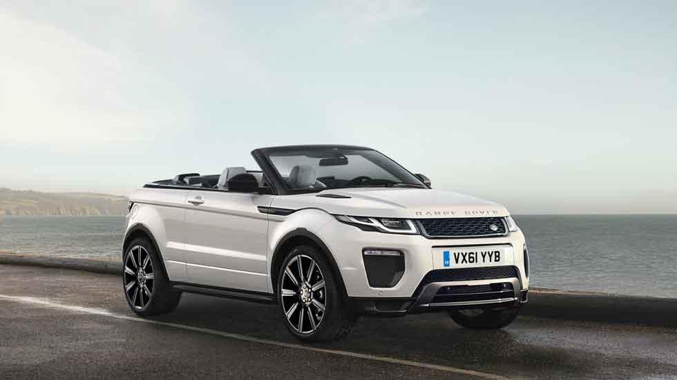 Land Rover 2016: los coches que llegarán