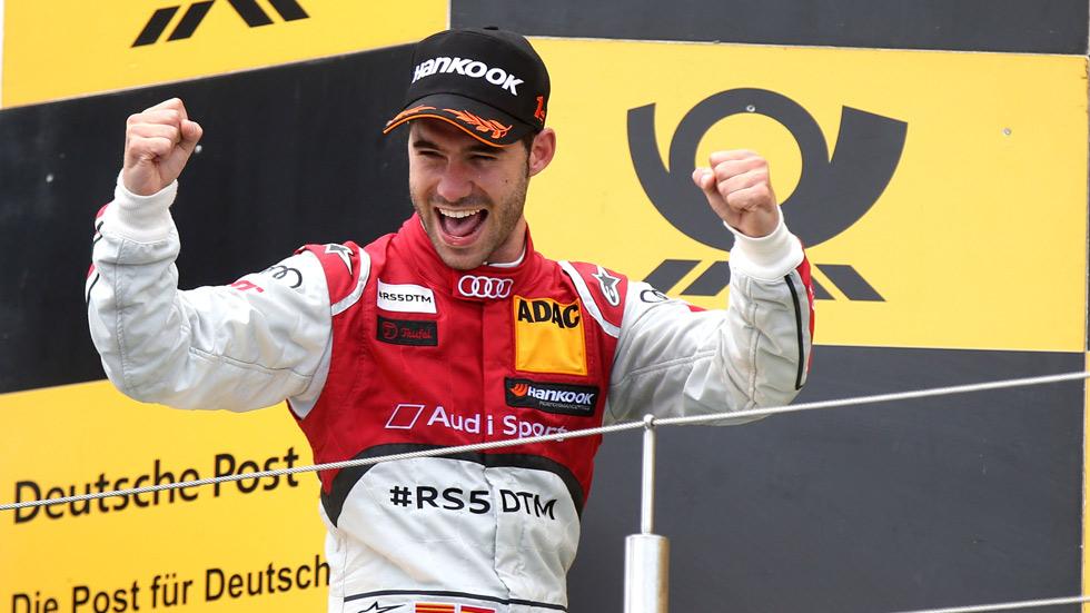 Miguel Molina hace historia: primera victoria de un español en el DTM