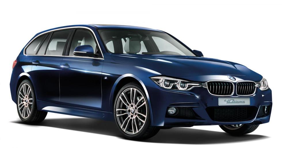 BMW Serie 3 40 Years Edition, solo para Italia y Japón