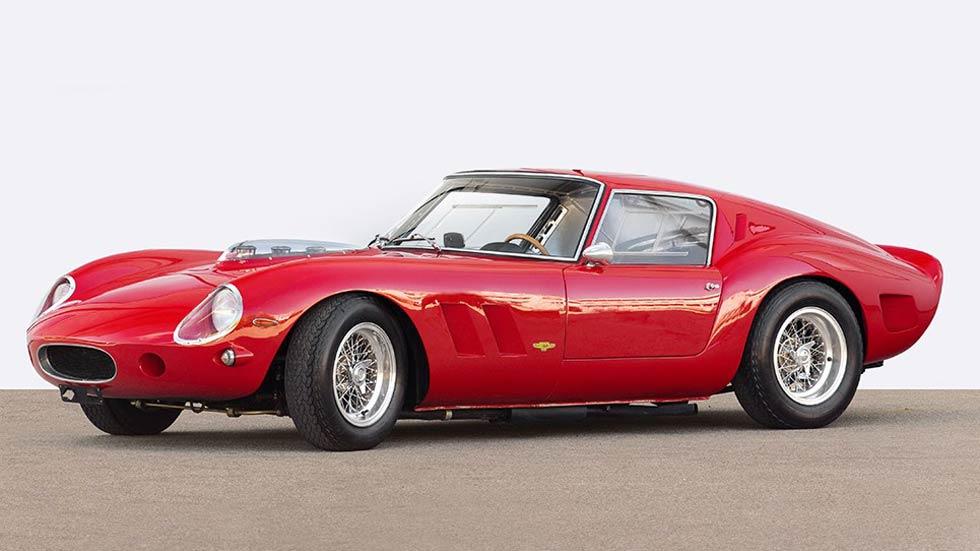 Uno de los Ferrari más raros, el 250 GT Drogo, subastado