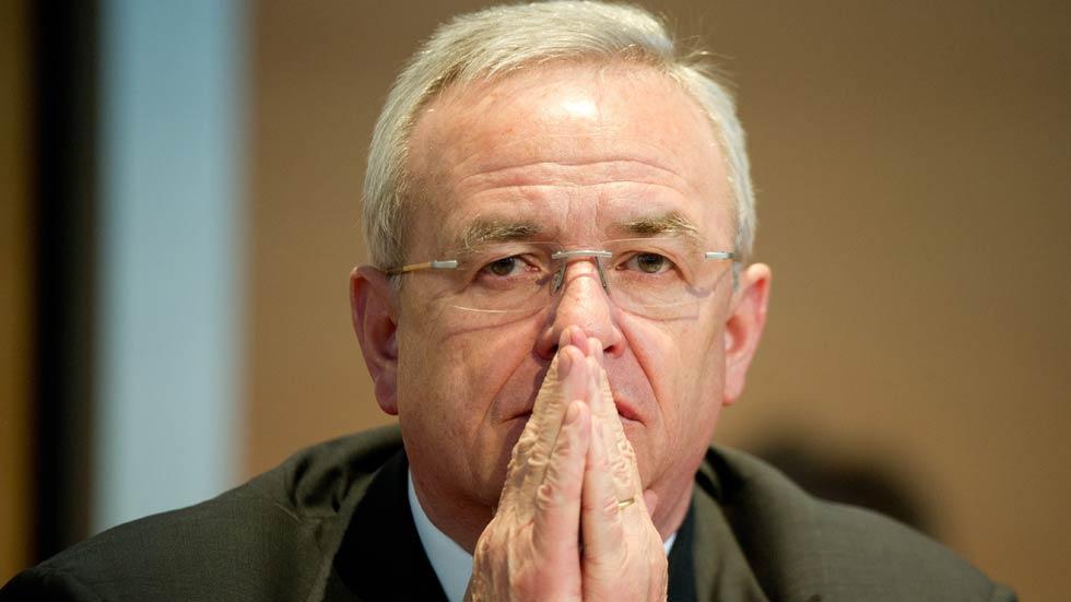 Martin Winterkorn será investigado por fraude en Alemania