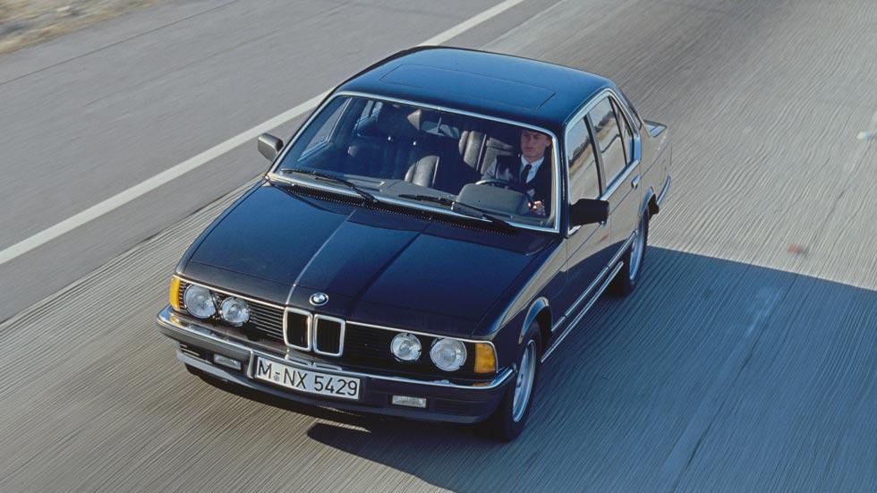 BMW Serie 7, 38 años de hitos tecnológicos