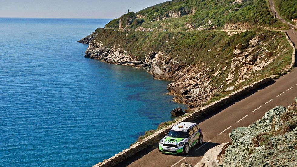 WRC - Previo Rallye Tour de Córcega