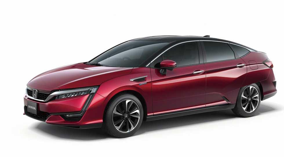 El Honda FCV de pila de combustible definitivo, en Tokio