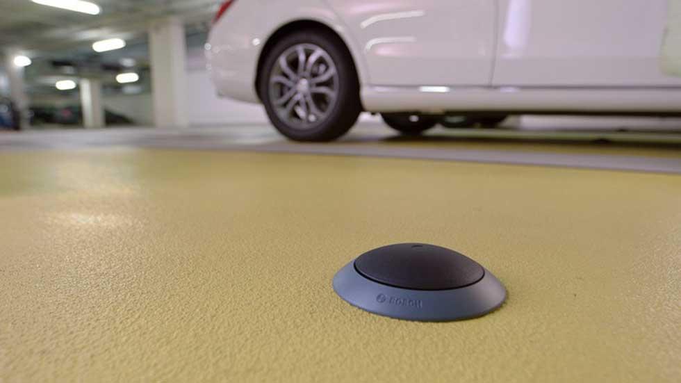 Aparcar tu coche será así en el futuro