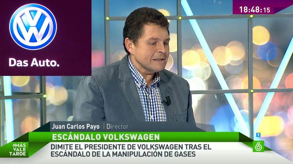 Autopista.es, opinión de referencia en el caso Volkswagen