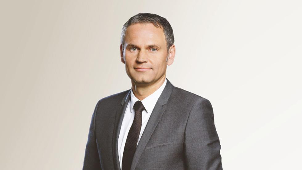 Oliver Blume, nuevo jefe de Porsche
