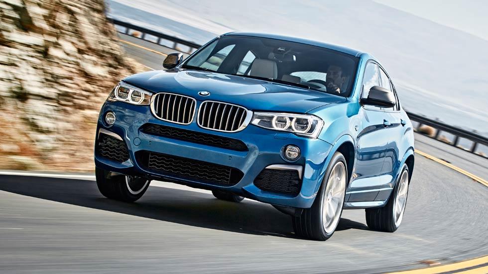 BMW X4 M40i, el X4 más potente y deportivo