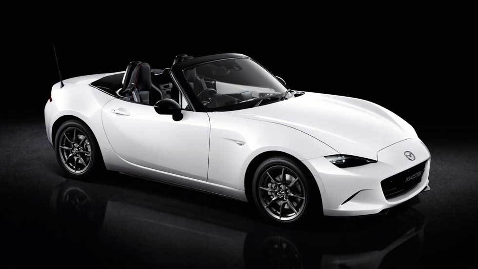 mazda mx 5 rs la versi n m s deportiva del descapotable. Black Bedroom Furniture Sets. Home Design Ideas