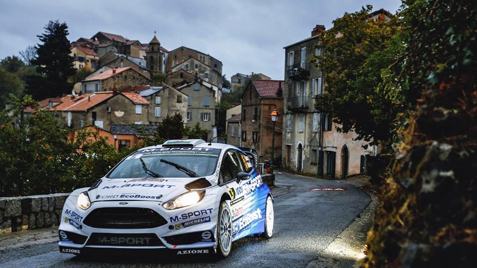 Rallye Tour de Córcega – Evans apenas aguanta el envite de Latvala