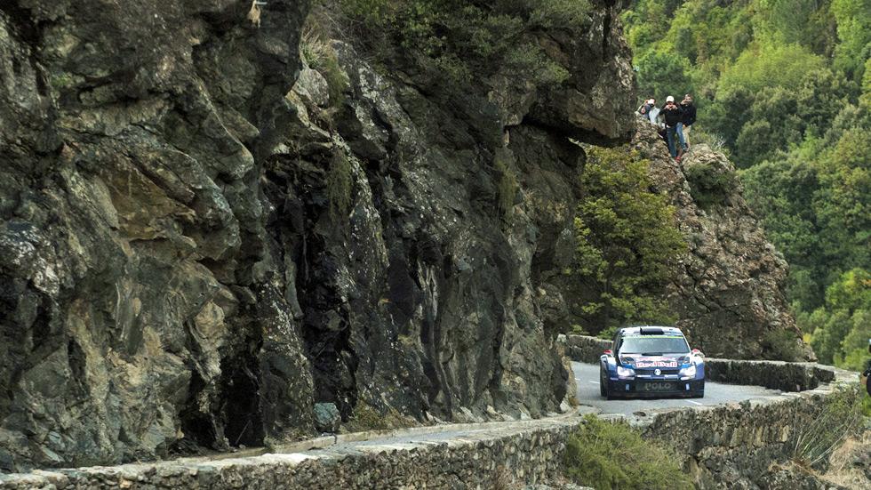 Rallye Tour de Córcega – Latvala no dejó lugar a la sorpresa