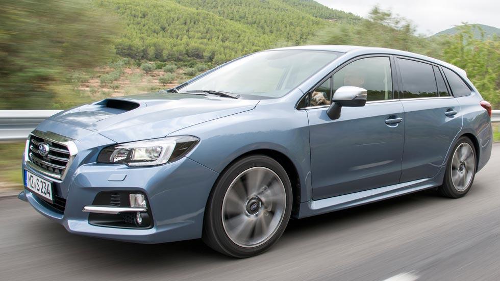 Subaru Levorg, un coche familiar atípico