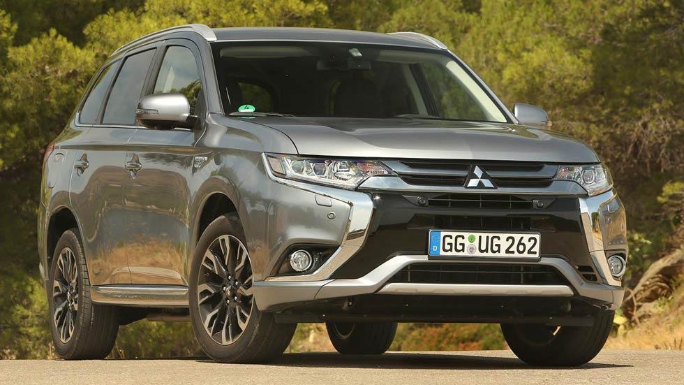 Precios del Mitsubishi Outlander 2016 para España