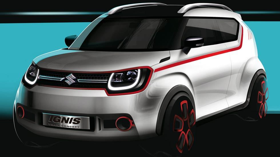 Suzuki: nuevos prototipos para el Salón de Tokio 2015