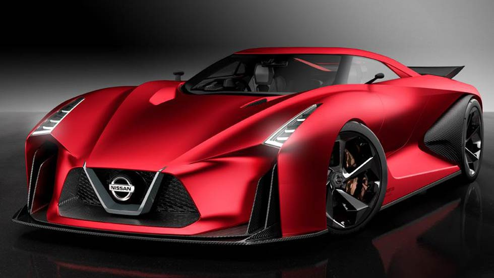 Nissan Concept 2020 Vision Gran Turismo, emoción virtual