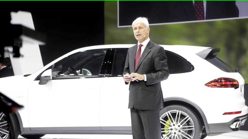 Volkswagen cancelará las inversiones superfluas o no necesarias