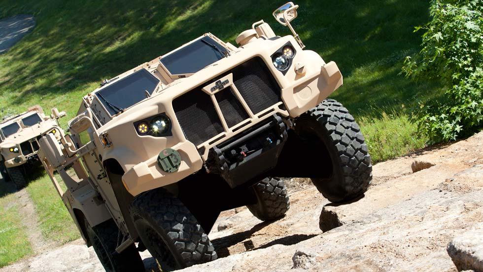 Oshkosh JLTV, el Hummer militar del siglo XXI