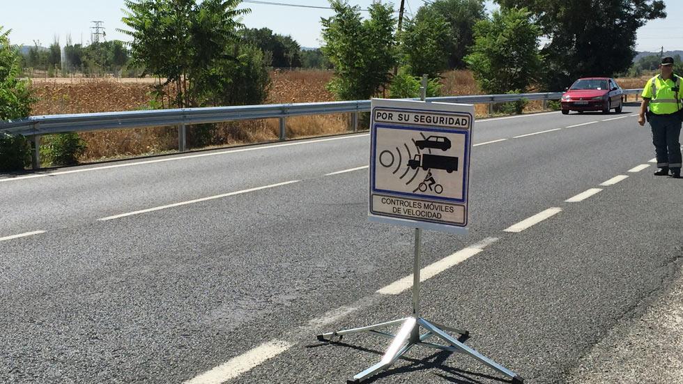 Radares móviles de la DGT: carreteras secundarias donde pueden estar