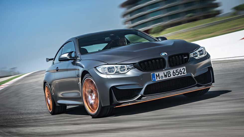 BMW M4 GTS, más potencia para el circuito