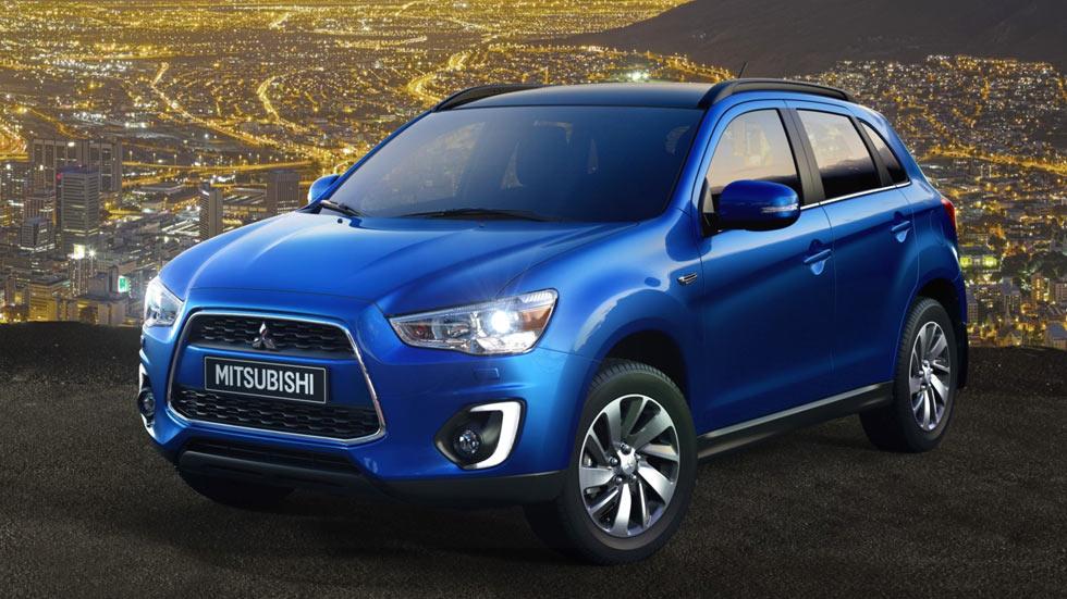 Mitsubishi ASX: nueva versión 160 DI-D
