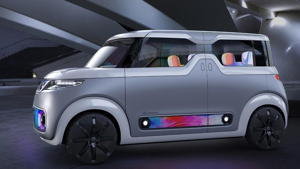 Nissan Teatro for Dayz, paso a la generación digital