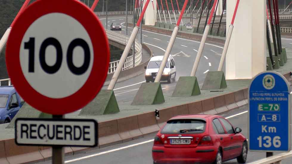 País Vasco, más radares de tráfico no es igual a menos muertos en carretera