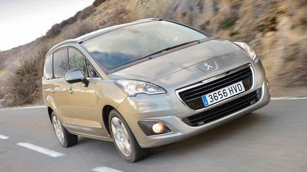 Peugeot 5008 1.2 PureTech 130 CV Allure, más variedad