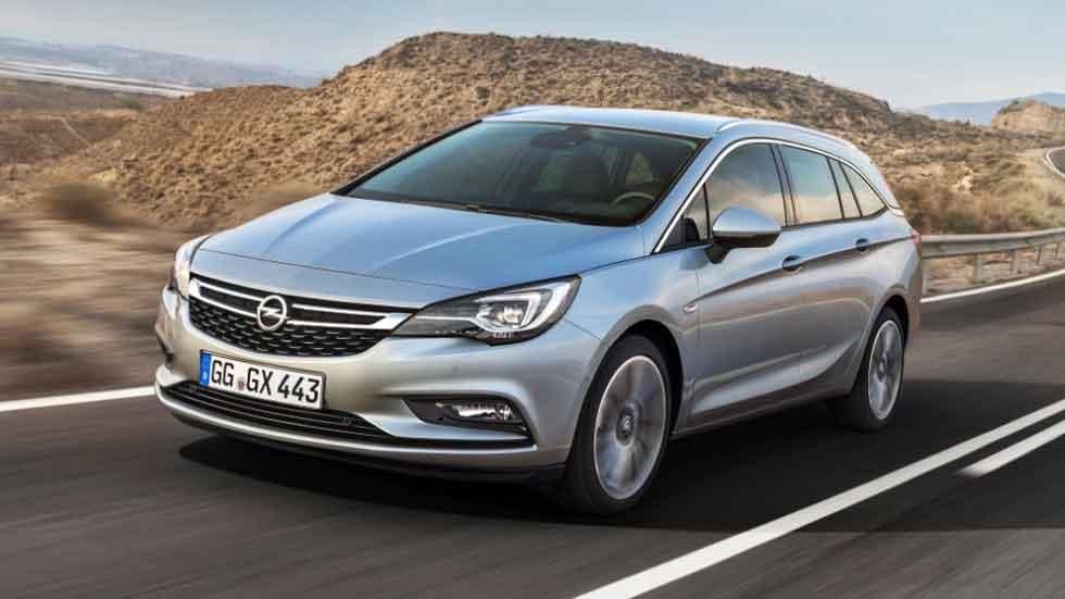 Opel Astra Sports Tourer 1.6 CDTI BiTurbo de 160 CV
