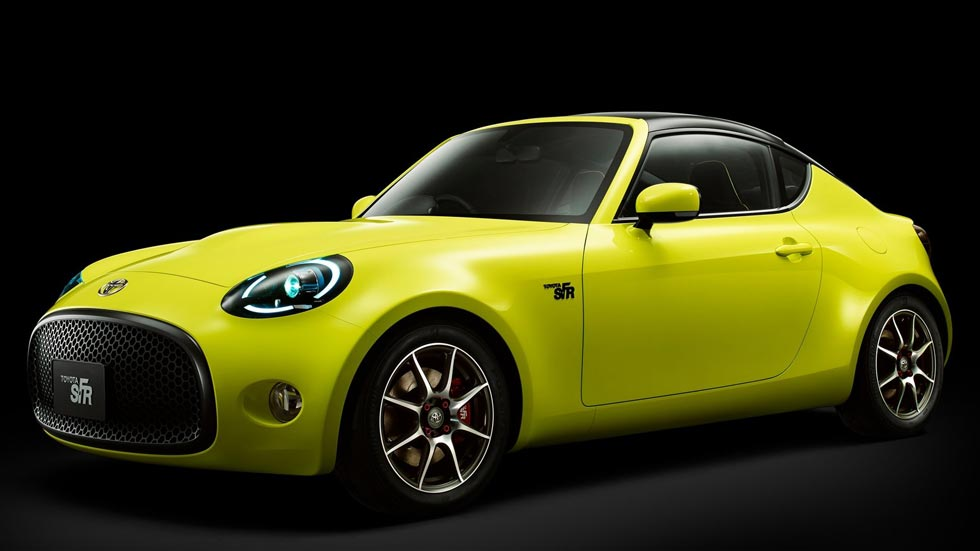 Toyota S-FR Concept, ¿el futuro rival del Mazda MX-5?