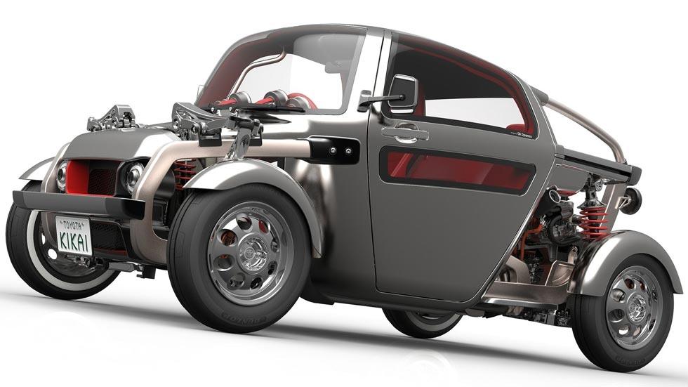 Toyota Kikai, el Mad Max japonés