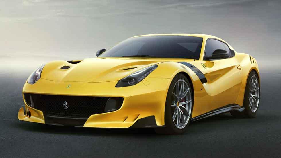 Ferrari F12tdf: un F12 berlinetta de 780 CV, aún más extremo