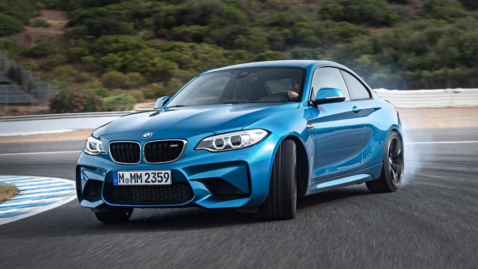 BMW M2 Coupé, el nuevo M para jugar en los circuitos