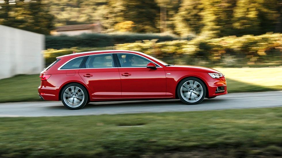 Audi A4 Avant, cuestión de estilo