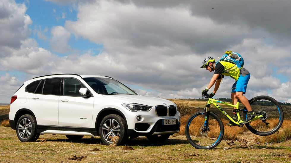 Nuevo BMW X1: pura aventura para disfrutar