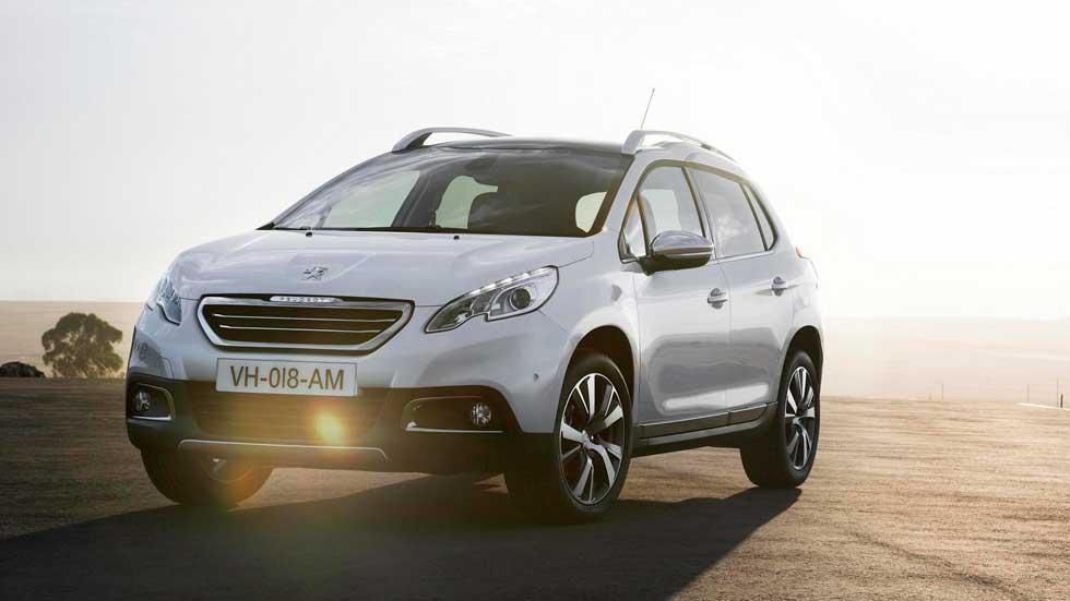 Peugeot 2008 Puretech 110 CV, con la nueva transmisión automática