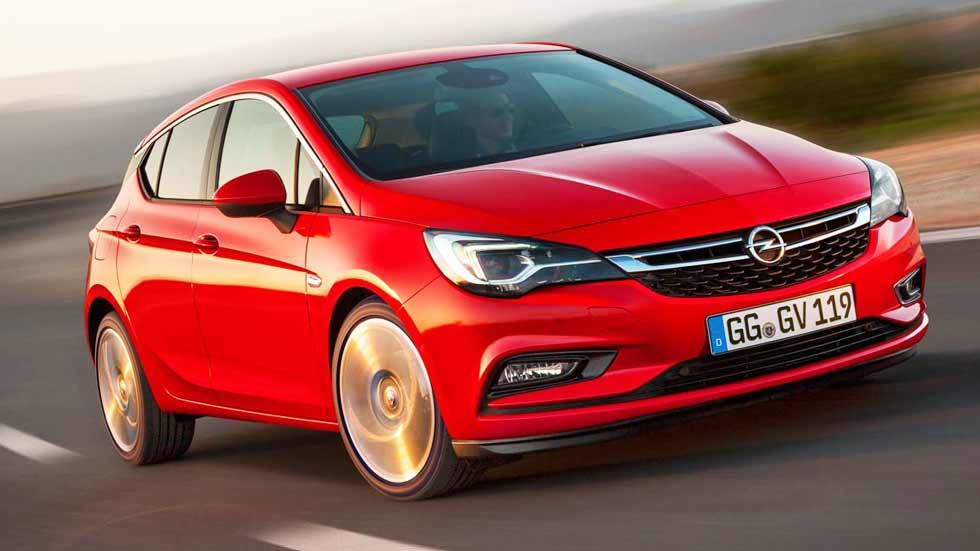 Opel Astra 1.0 Ecotec Turbo, inicio prometedor