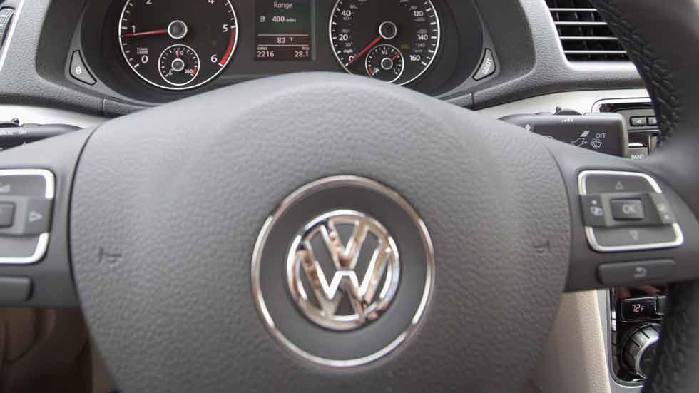 Volkswagen llama a revisión a 8,5 millones de coches en Europa