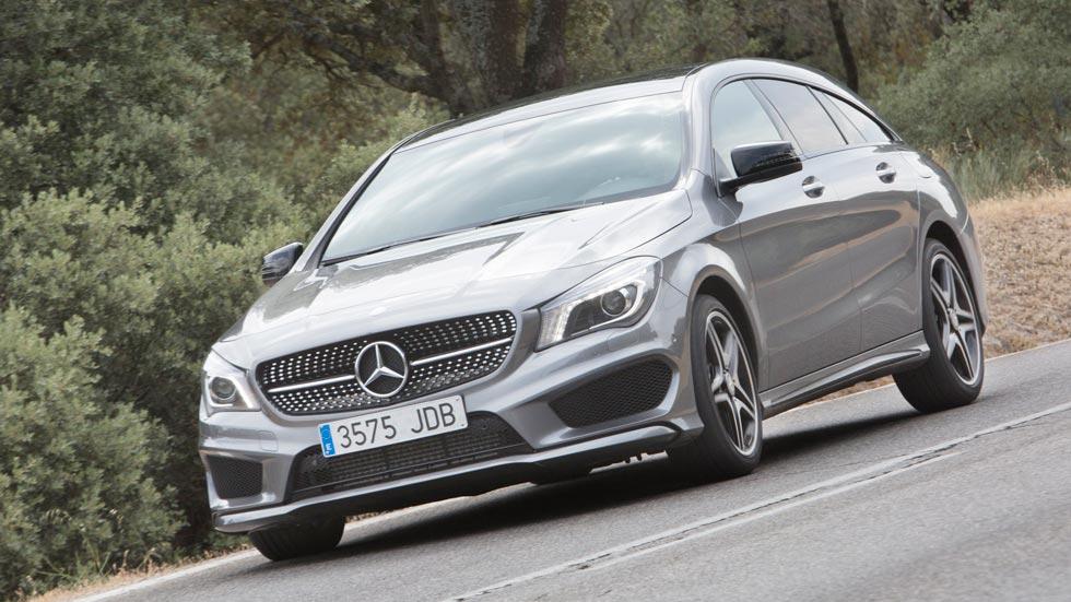 Mercedes CLA Shooting Brake 220 CDI 7G-DCT, más Clase C que A