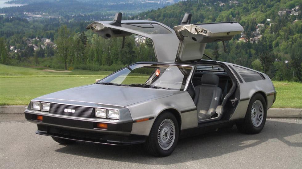 DeLorean DMC-12, el coche deportivo de la película Regreso al Futuro