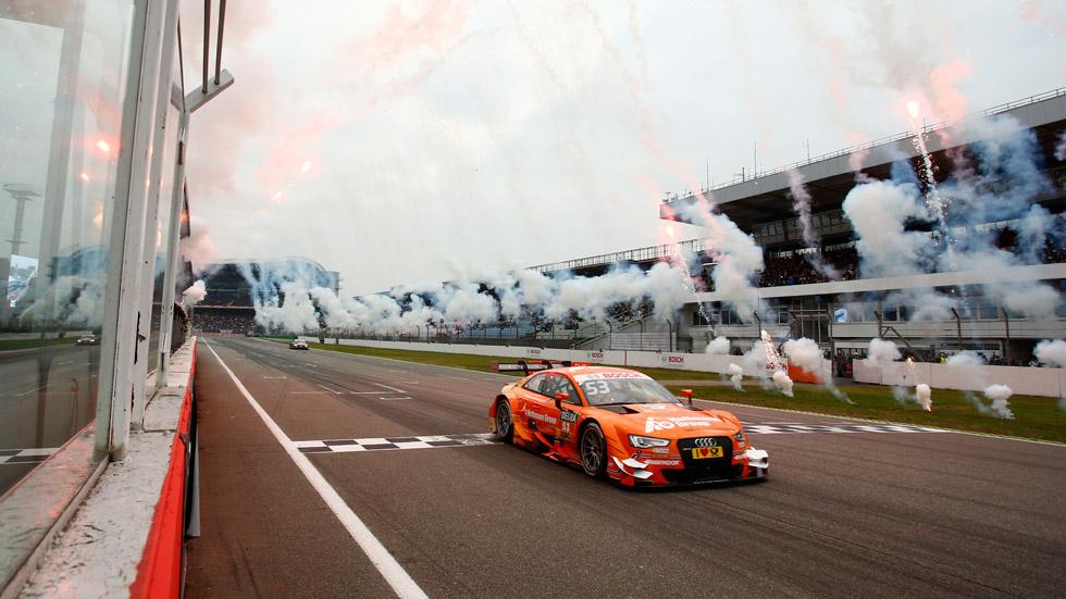 DTM: Audi barre en Hockenheim, Mercedes gana en pilotos y BMW en marcas