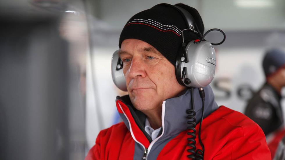 """Dr. Ullrich, jefe de Audi Motorsport: """"Audi no tiene intención de entrar en F1"""""""