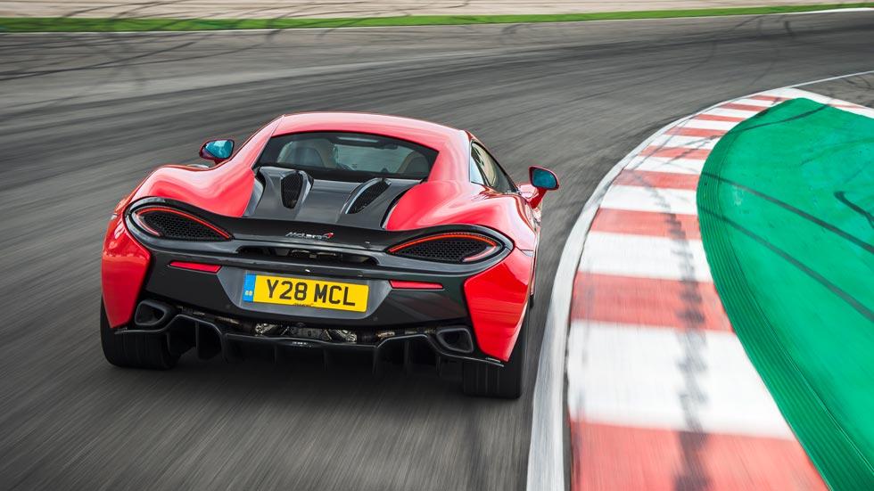 McLaren 570S Coupé, el deportivo más económico de McLaren