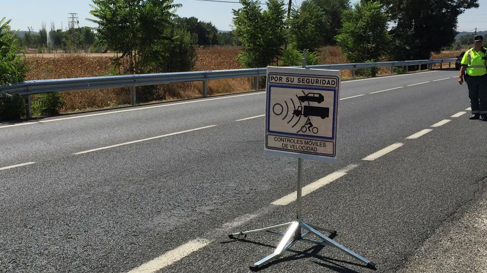Cuando no es ilegal avisar de dónde están los controles de tráfico