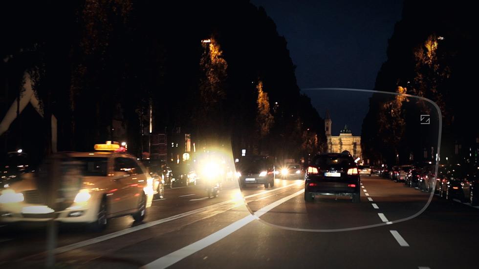Así son las gafas para conducir por la noche y con poca luz