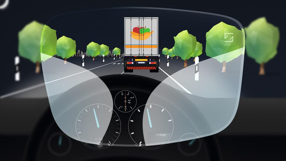 ¿Sabes dónde miramos cuando conducimos?