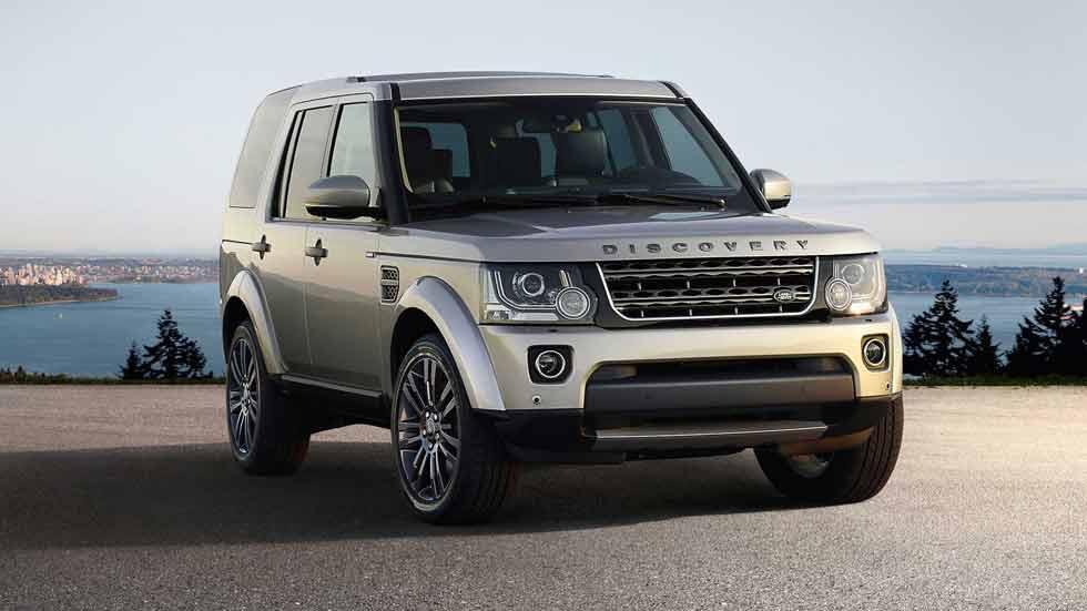 Land Rover Discovery 4 Graphite, más distintivo y personal