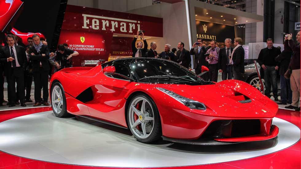Ferrari sale finalmente a Bolsa